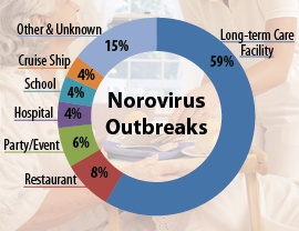 April Brickhousechick - Which cruise ships have had norovirus outbreaks