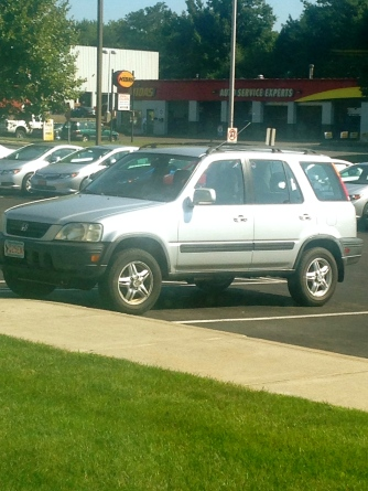 1999 CRV PRINCE wouldn't be caught dead driving this